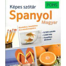 PONS Képes szótár – Spanyol