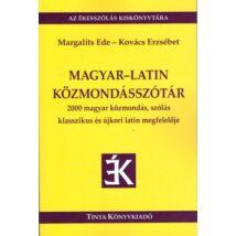 latin szótár ismeret
