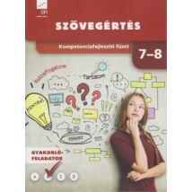 Szövegértést fejlesztő gyakorlatok 7-8. (NT-80484)