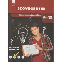 Szövegértést fejlesztő gyakorlatok 9-10. (NT-81573)