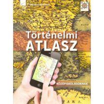 Történelmi atlasz középiskolásoknak (FI-504010903/2)