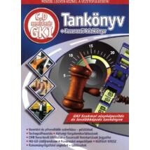 C,D kategóriás GKI Tankönyv + Fuvarozói kézikönyv