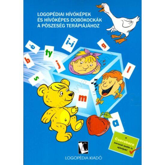 Logopédiai hívóképek és hívóképes dobókockák a pöszeség terápiájához