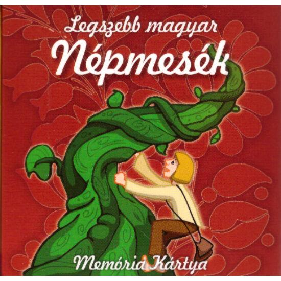Legszebb magyar Népmesék-Memóriakártya