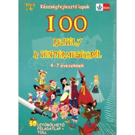 100 rejtvény - A tündérmesékről