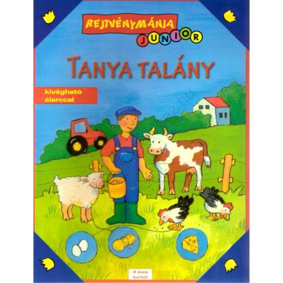 Tanya talány (DI-454205) 4 éves kortól