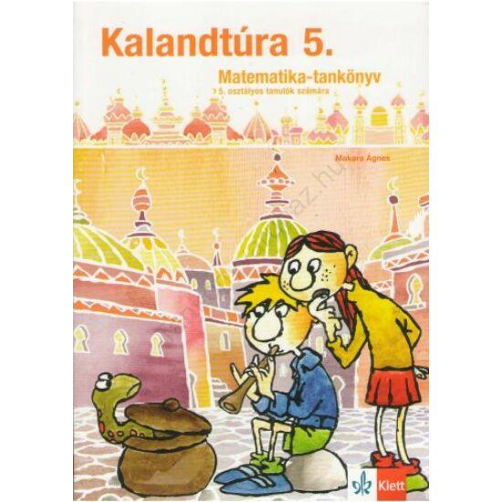 Kalandtúra 5. tankönyv