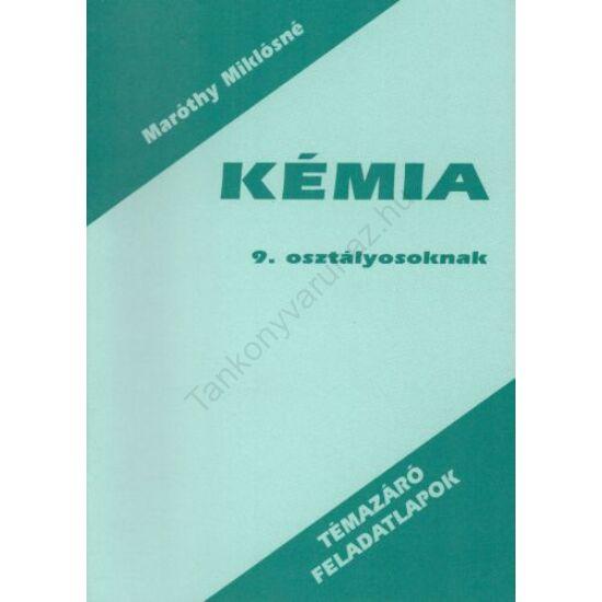 Kémia feladatlapok 9. (KT-0108)