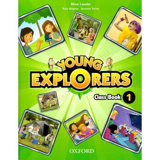 Young Explorers 1 Class Book (OX-4027618)