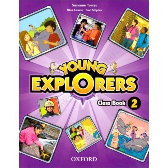 Young Explorers 2 Class Book (OX-4027625)