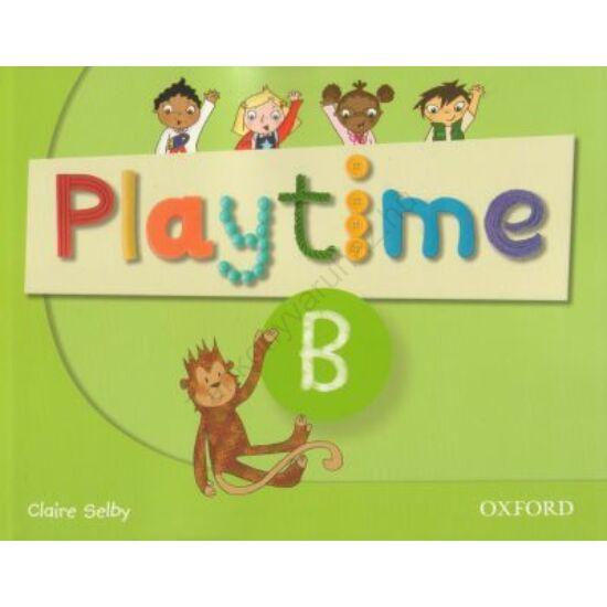 Playtime B Coursebook