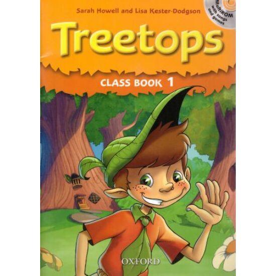 Treetops Class Book 1. (OX-4150033)