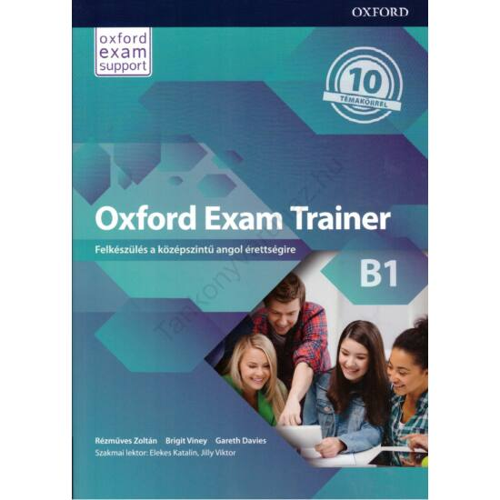 Oxford Exam Trainer B1
