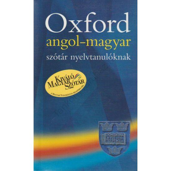 Oxford angol - magyar szótár nyelvtanulóknak