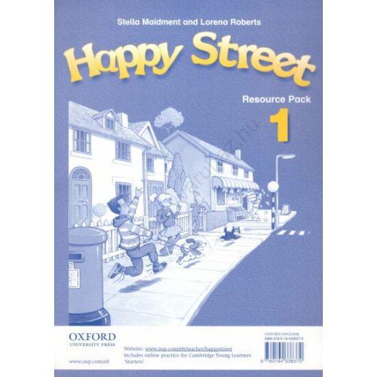 Happy Street  1. Teacher's Resource Pack