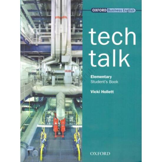 Tech Talk Elementary Student's Book (OX-4574532)