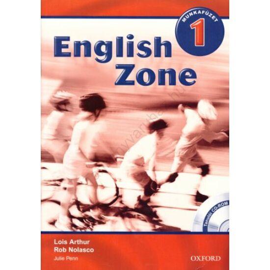 English Zone 1. munkafüzet