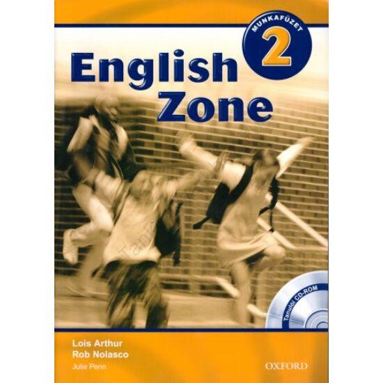 English Zone 2. munkafüzet