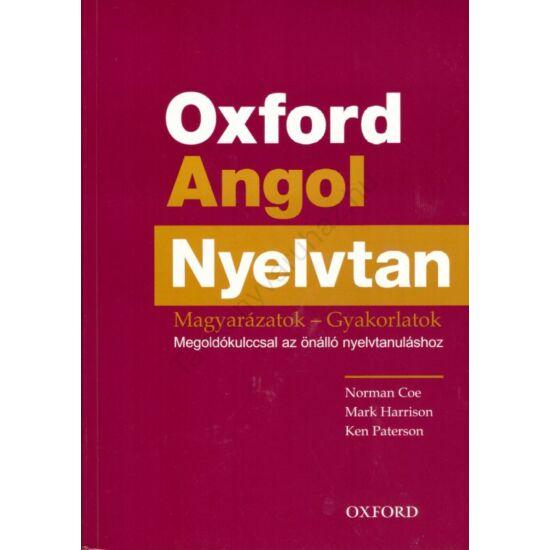 Oxford Angol Nyelvtan-Megoldókulccsal az önálló nyelvtanuláshoz
