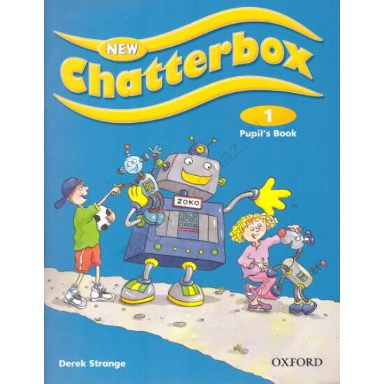 New Chatterbox 1. Pupil's Book