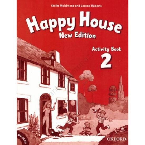 Happy House  2. New edition Activity Book (OX-4730341)