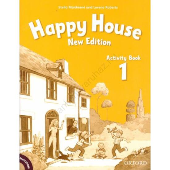 Happy House  1.New edition  Activity Book (OX-4730648)