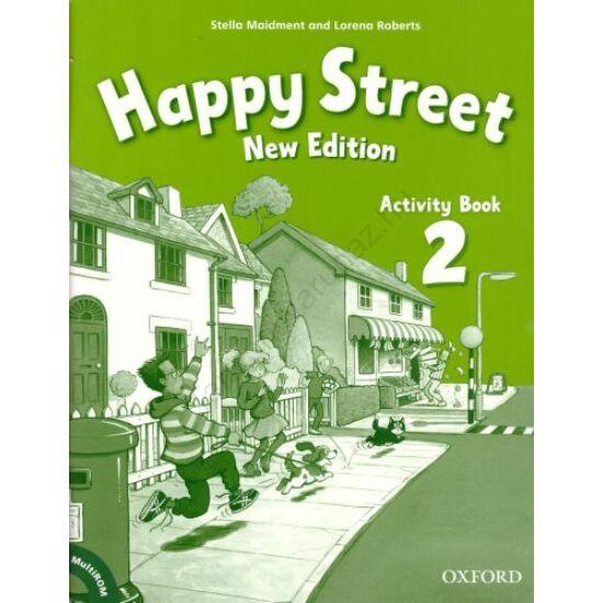 New Happy Street  2. Activity Book (OX-4730921)