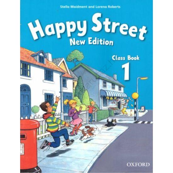 New Happy Street  1. Class Book (OX-4730952)