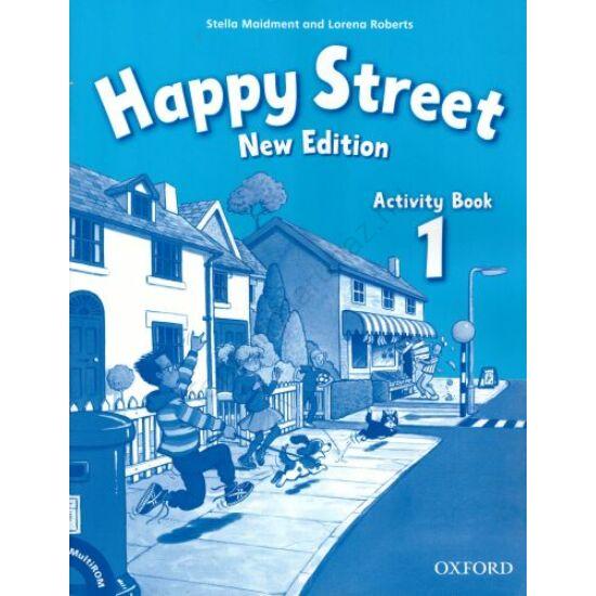 New Happy Street  1. Activity Book (OX-4731096)