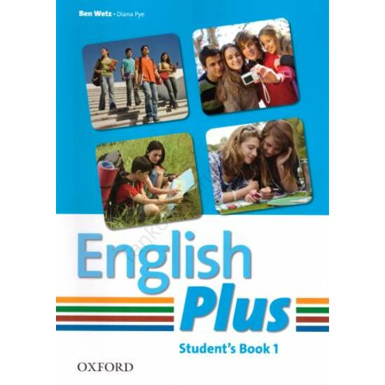 English Plus 1. Student Book (OX-4748568)