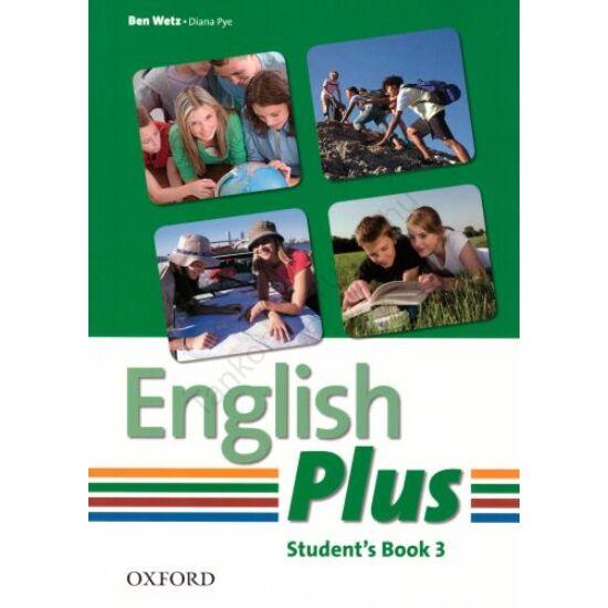 English Plus 3. Student Book (OX-4748582)
