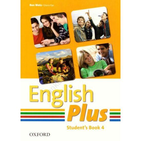English Plus 4. Student Book (OX-4748599)