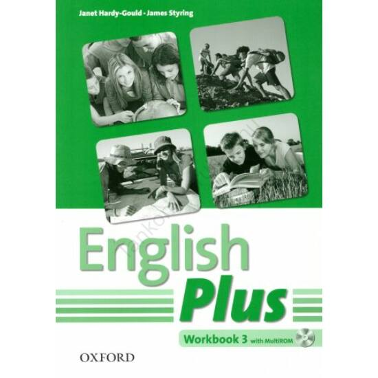English Plus 3. Workbook (OX-4748780)