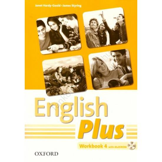 English Plus 4. Workbook (OX-4748797)