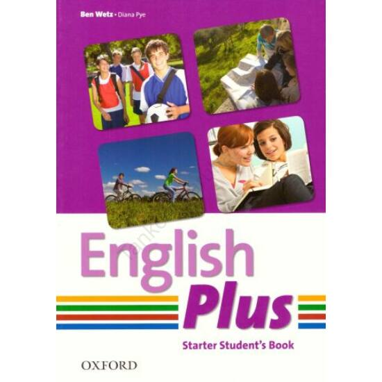 English Plus Starter Student Book (OX-4749084)