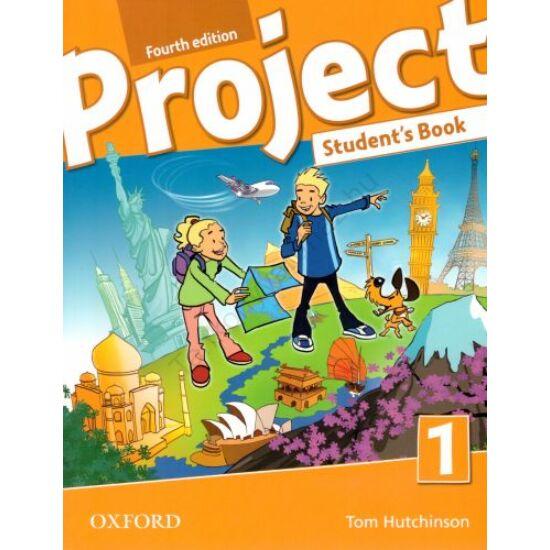 Project 1. Fourth Edition tankönyv  (OX-4022613)