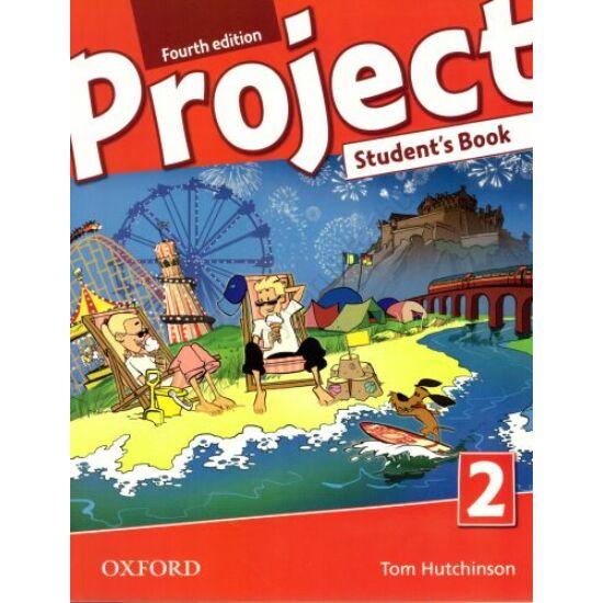 Project 2. Fourth Edition tankönyv  (OX-4022620)