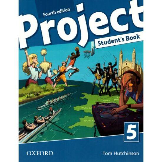 Project 5. Fourth Edition tankönyv  (OX-4764599)