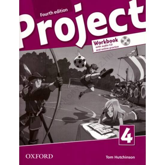 Project 4. Fourth Edition Workbook  (OX-4764933)