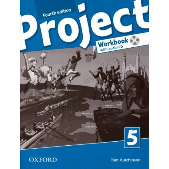 Project 5. Fourth Edition Workbook  (OX-4764940)