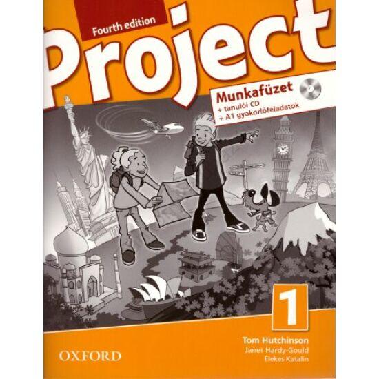 Project 1. Fourth Edition munkafüzet  (OX-4764902)
