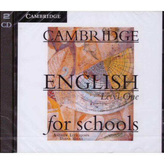 Cambridge English For Schools Level One CD