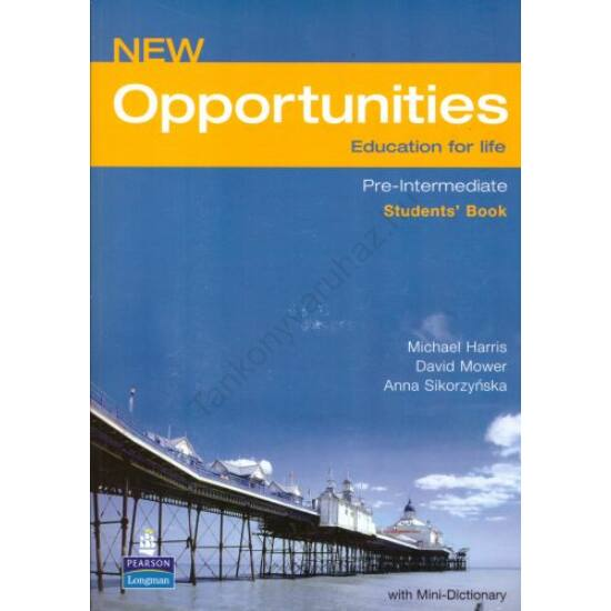 New Opportunities Pre-Intermediate Students' Book