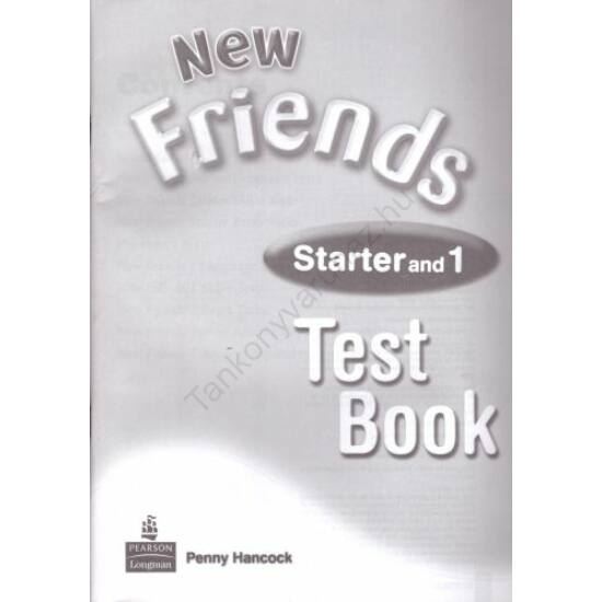 New Friends Testbook Starter and 1.