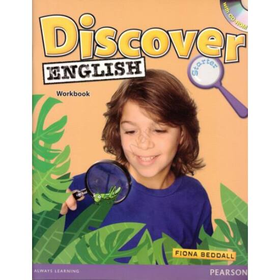 Discover English Starter Workbook