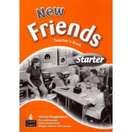 New Friends Starter Teacher's Book