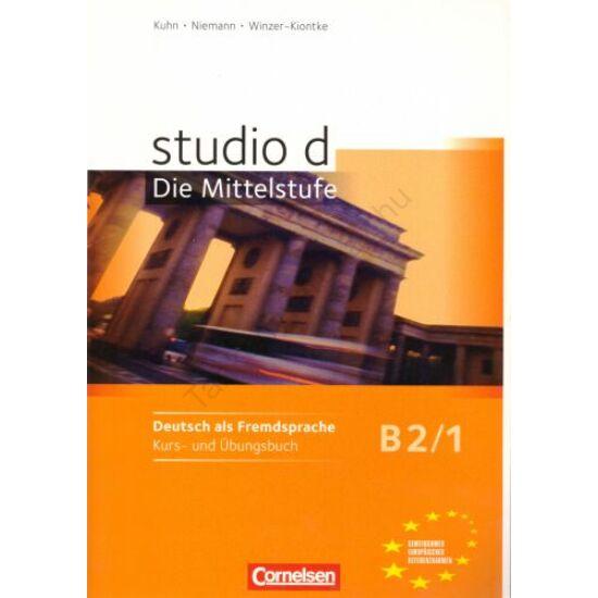 Studio d - Die Mittelstufe 1 (MX-384)