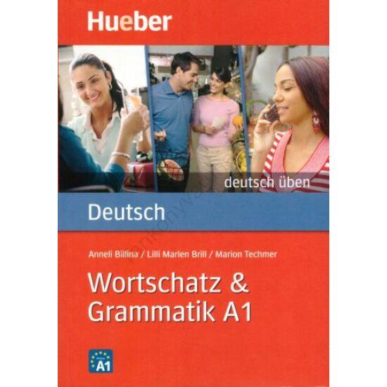 Deutsch Üben - Wortschatz & Grammatik A1