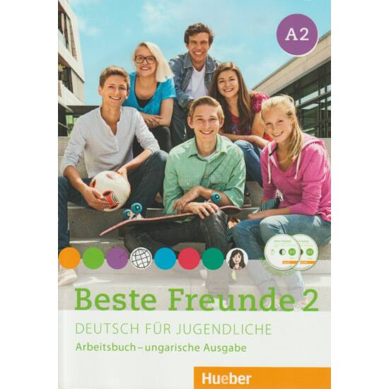 Beste Freunde 2. Arbeitsbuch (HV-396-461055)