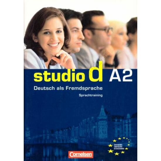 Studio D A2 Sprachtraining (MX-454)